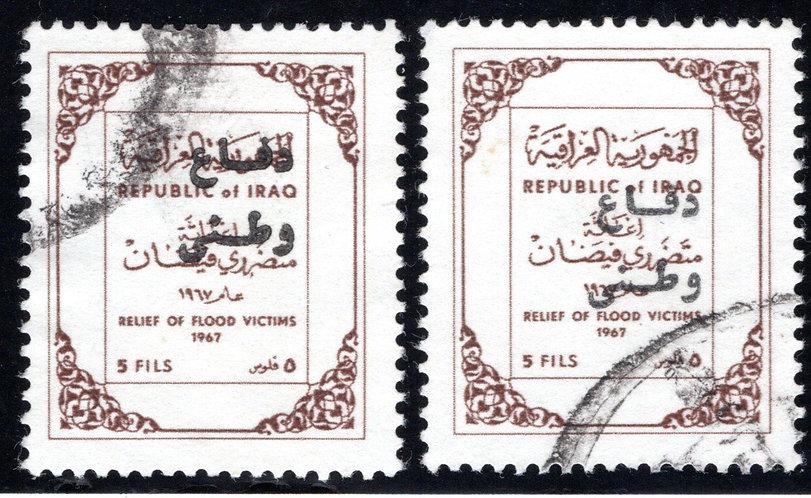 Iraq, 1967, Flood Relief