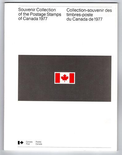 1977 Annual Collection - An annual Souvenir Collection