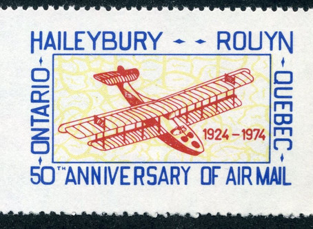 50th Anniversary Flight from Haileybury to Rouyn