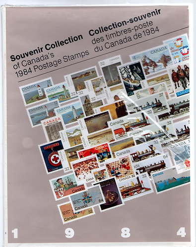 1984 Annual Collection - An annual Souvenir Collection