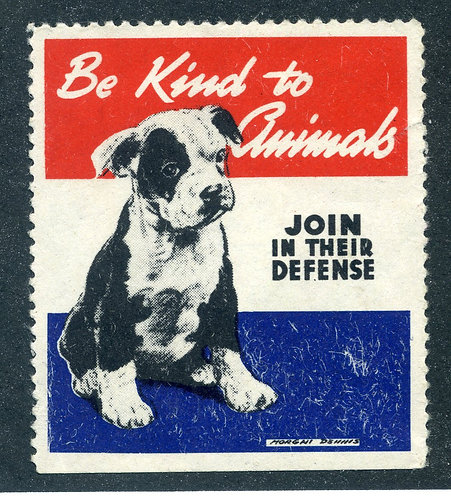 Be Kind to Animals - MH - Morgni Dennis (artist) - US
