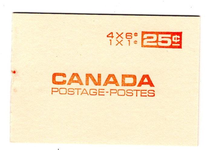 Scott BK59a , Centennial Issue, Canada