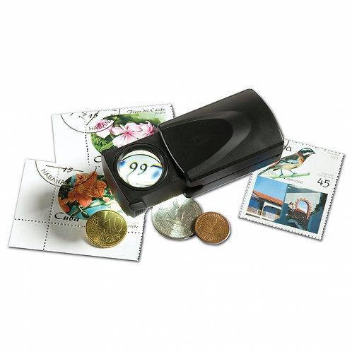 LED PULL-OUT MAGNIFIER 20X