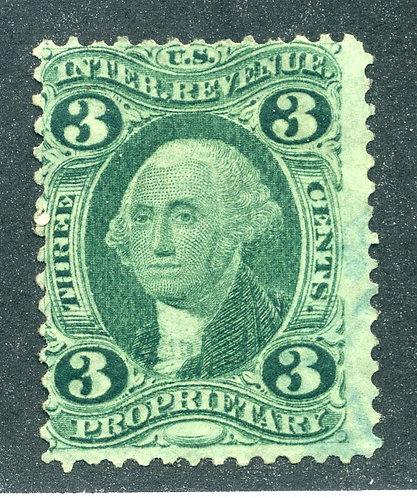 R18c - 3c Proprietary - Used - Green - US Revenue