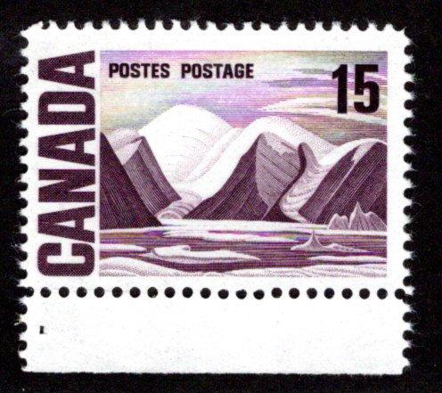 463ii, Scott,15c, HB, DEX, Greenland Mountains, MNHOG, Centennial Definitive