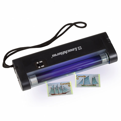 UV HANDLAMP L 80, for detection of luminescence, fluorescence and tagging