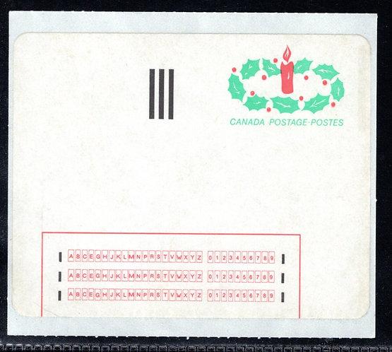 "1-ST, Scott, MNHOG, 1967 ""Stick 'N Tic"" Labels"