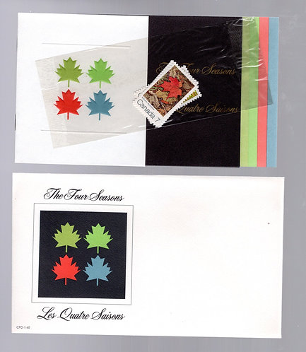 1971, Thematic Collection #5, The Four Seasons