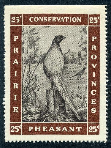 van Dam PC1 - MNHOG - Pheasant - Prairie Provinces Conservation