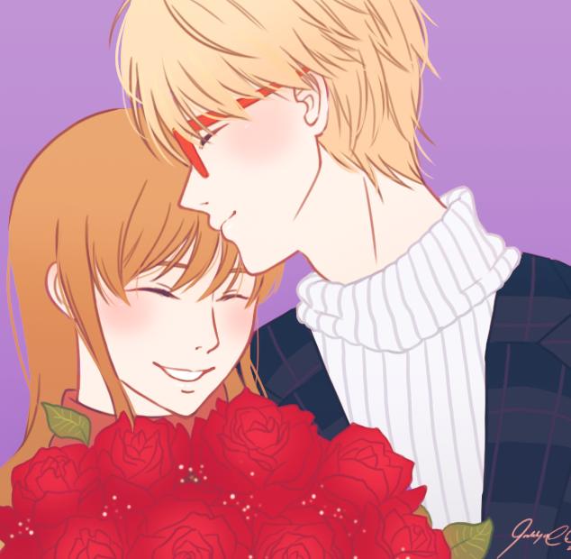 Yoosung Valentines Day