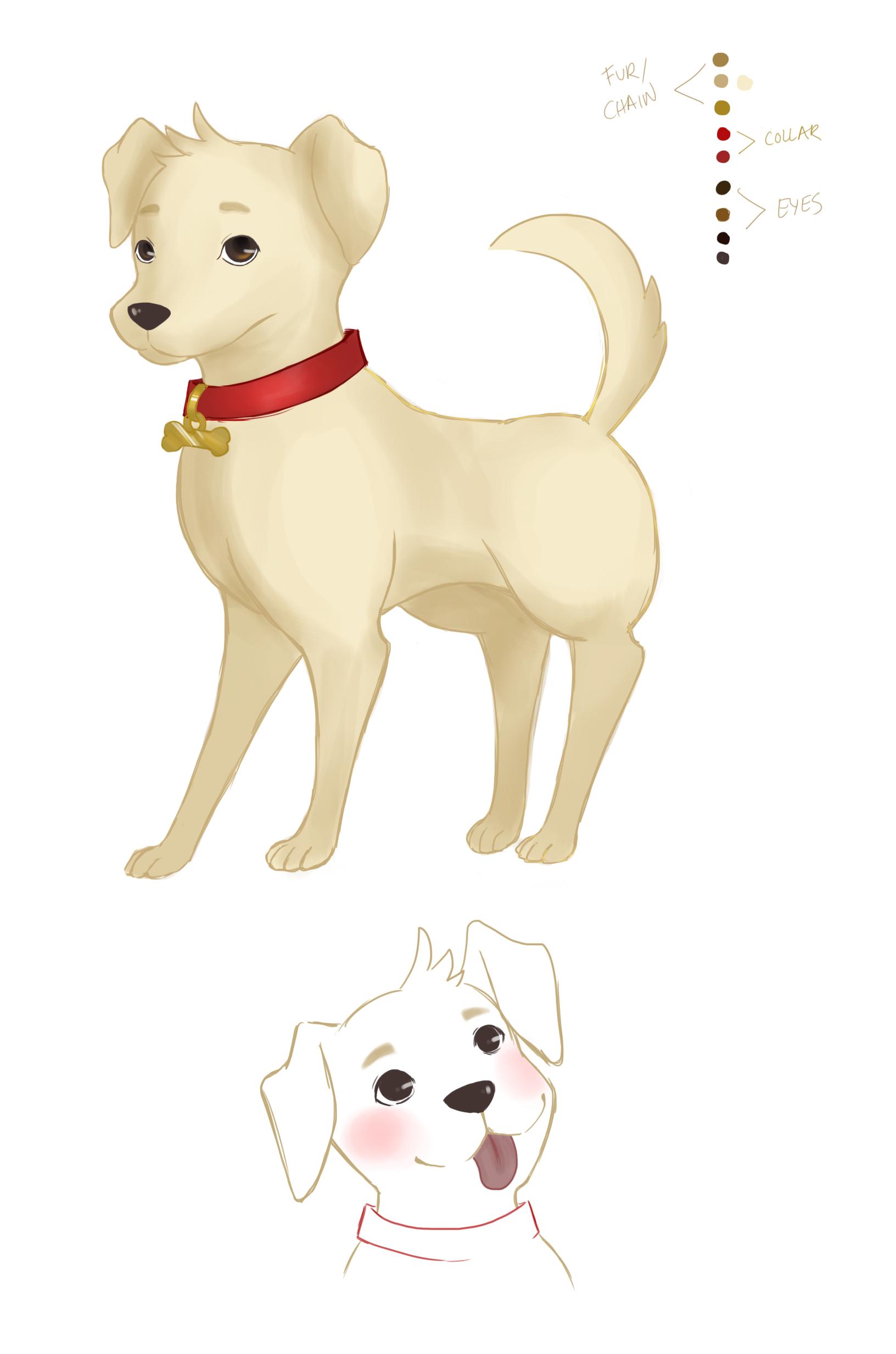 Initial design for Milo