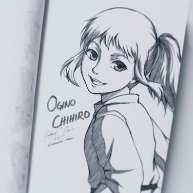 Ogino Chihiro