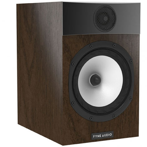 New speakers from Fyne Audio