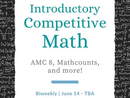 Competitive Math Class