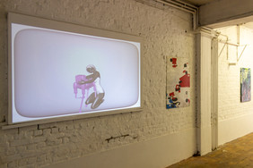 Work by Sandrine Deumier and Arthur Cordier