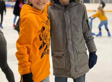 Over glijden en schaatsen