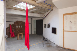 "Installation of ""Koan Theatre"", 2018-2019"