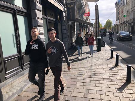Shoppen in Gent
