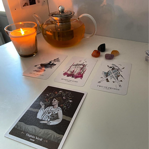 Wuthering Heights Tarot Deck