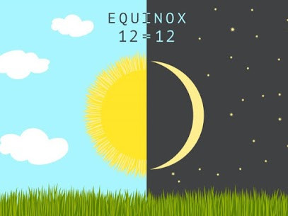 Preparing For The Spring Equinox