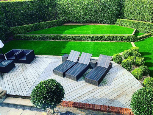 How much TLC does an Artificial Lawn require?