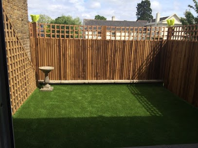 London's Leading Artificial Grass & Synthetic Turf