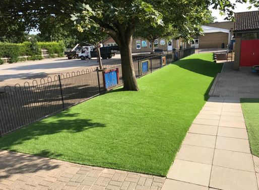 Artificial Grass - A Guide to a New Lawn