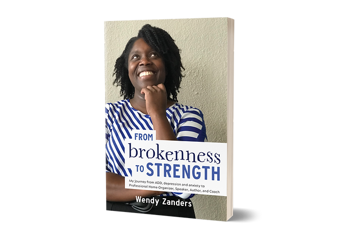 Brokenness To Strength