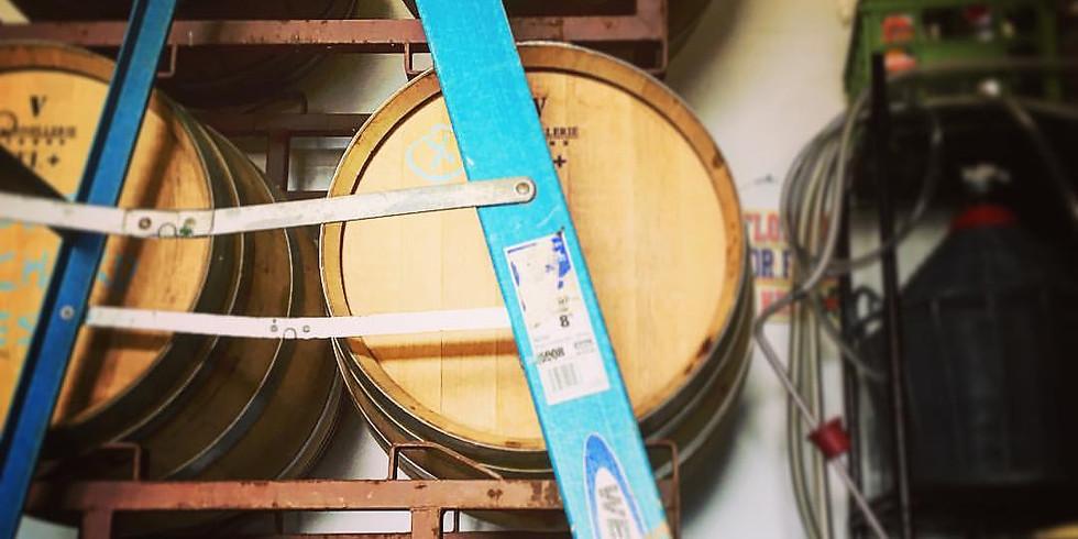 Bluebird Hill Cellars 2017 & 2018 Private Barrel Tasting