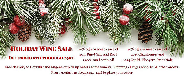 Holidays 2016 | Bluebird Hill Cellars-Small-lot and