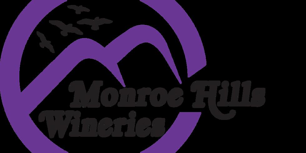 Monroe Hills Wineries Holiday Tasting