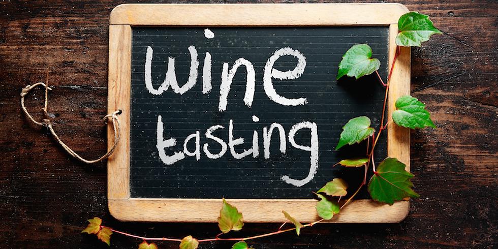 Bluebird Hill Cellars Wine Tasting