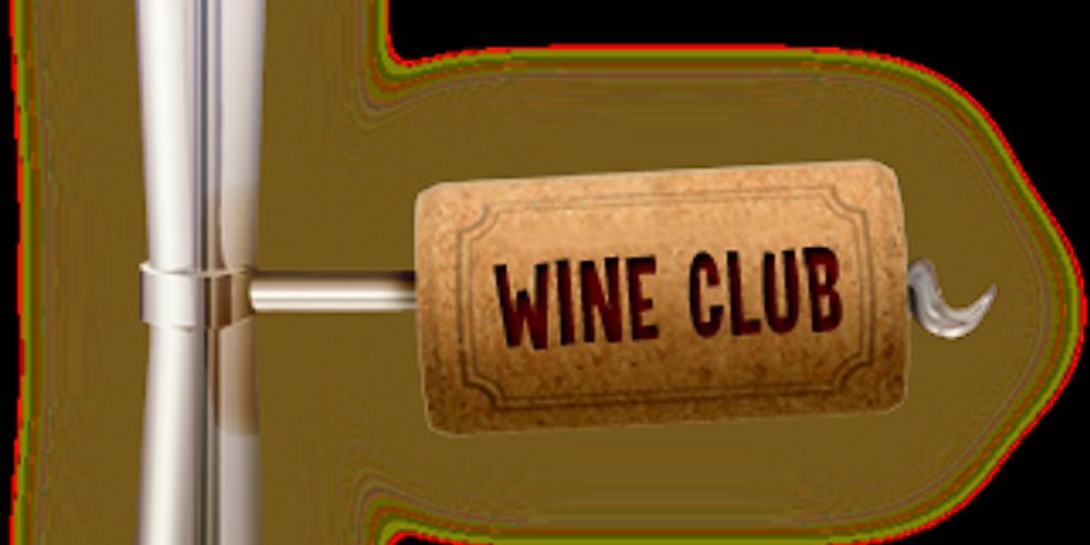 Wine Club Pickup Weekend