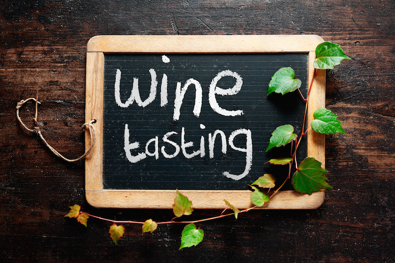 Wine tasting (Reservations appreciated)