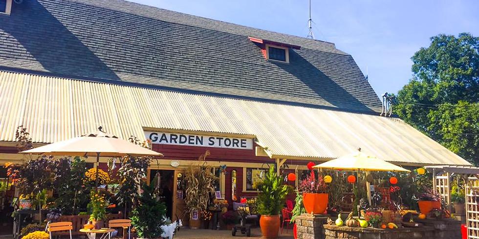 Bluebird Hill Cellars at Art & Wine in the Garden