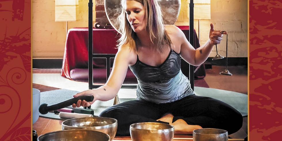 Sound Healing Yoga Workshop