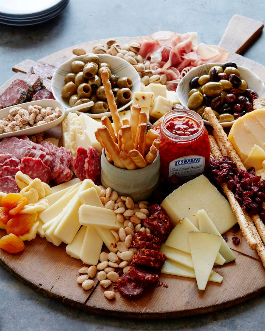 Private Library tasting w/Charcuterie
