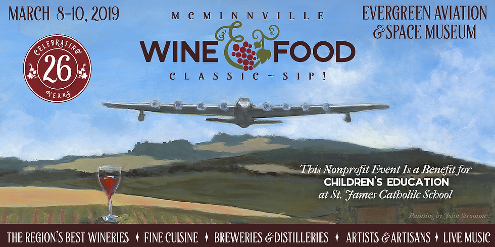 McMinnville Wine & Food Classic-SIP