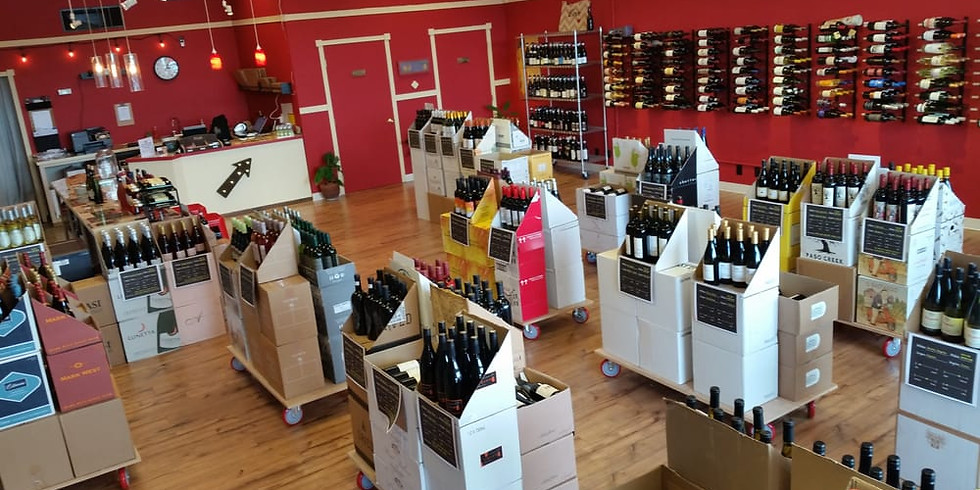 Bluebird Hill Cellars Wine Tasting at Bo's/Springfield
