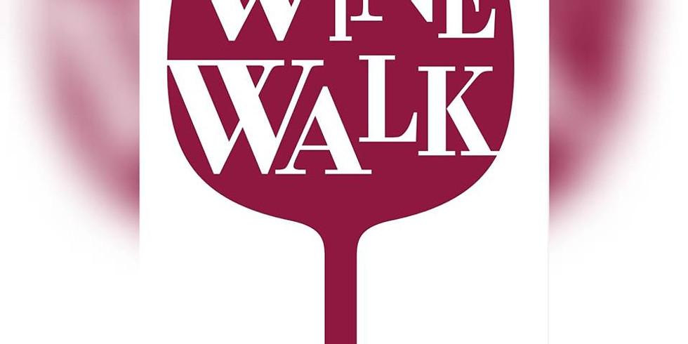Bluebird Hill Cellars at Downtown Corvallis Wine Walk