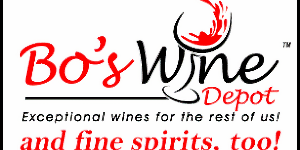 Wine Tasting at Bo's Wine Depot
