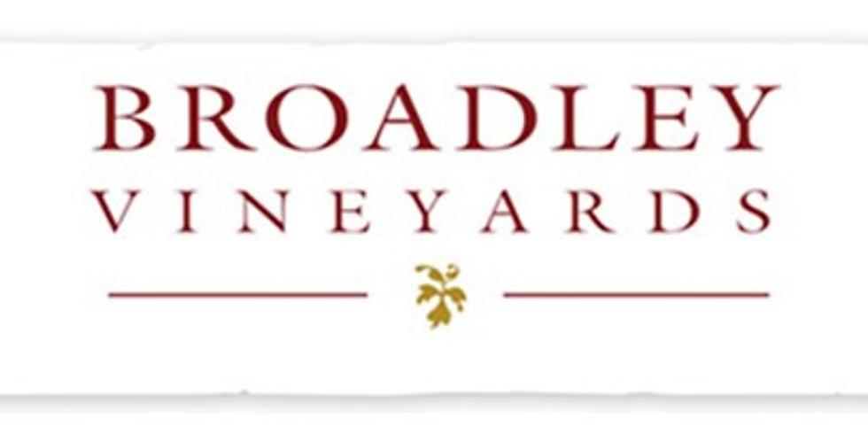 Broadley Vineyards Thanksgiving Open House