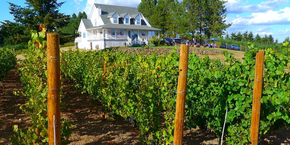 Bluebird Hill Cellars Wine Club Picnic