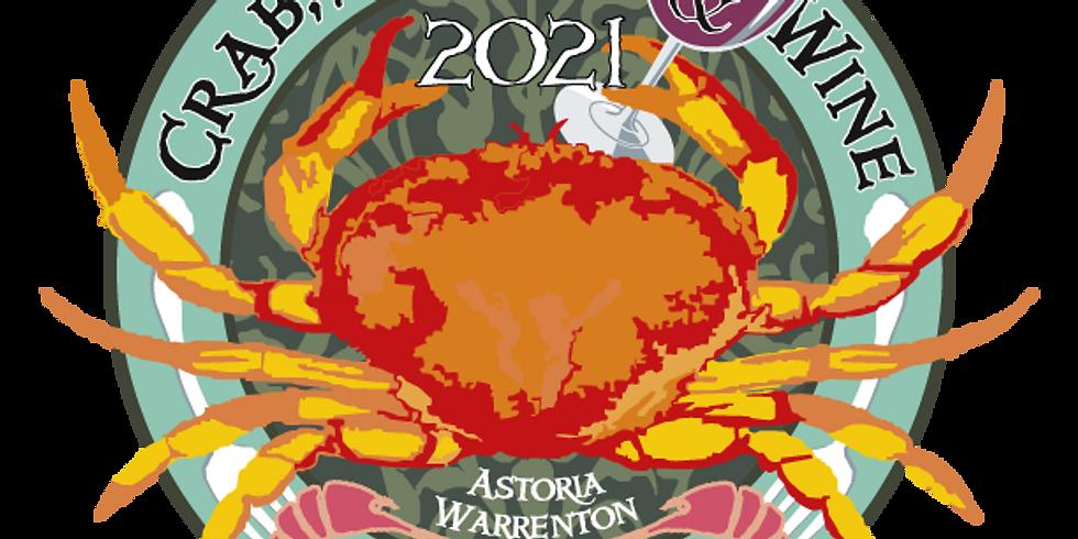 39th Annual Astoria Warrenton Crab, Seafood & Wine Festival