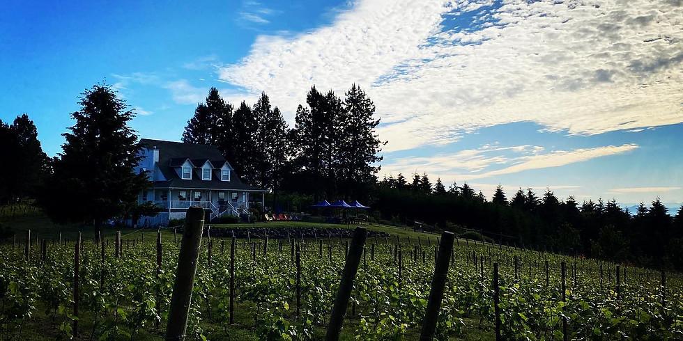Bluebird Hill Cellars Wine Club Pickup weekend
