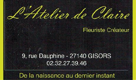 L'atelier de Claire - Gisors