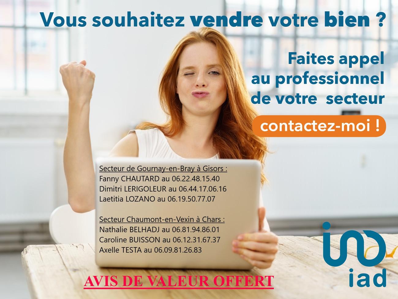 IAD - Gisors / Gournay / Chaumont / Chars