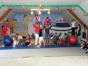 Veni Vidi Ludi - Mer et cirque