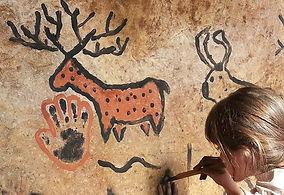Veni Vidi Ludi - préhistoire