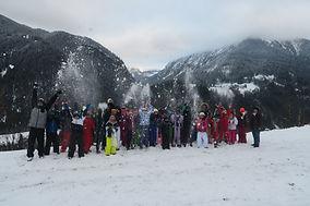 Classe de neige et ski - Veni Vidi Ludi